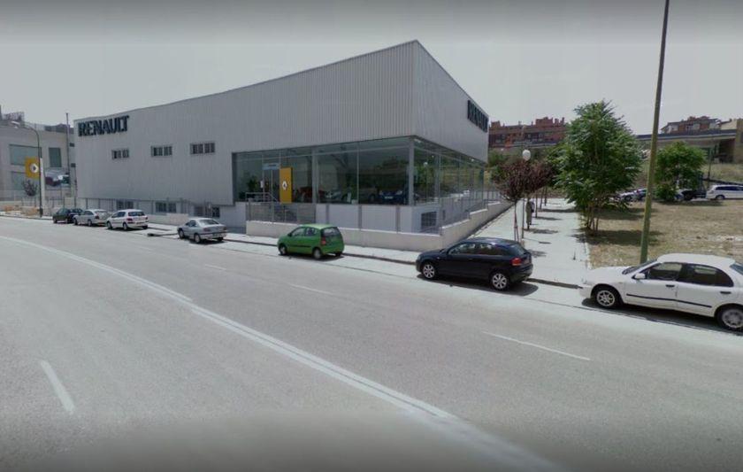 Concesionario Renault en Villaverde, Madrid