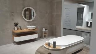 Reformas de baños. Mobiliario a medida. Porcelanosa