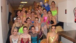 Figurantes Teatros Campos Ballet Bilbao