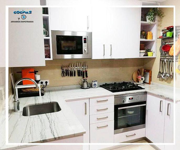 Cocinas modernas en Arturo Soria
