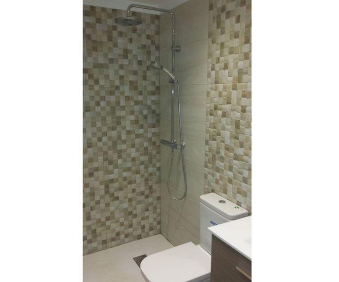 Sustitución de bañera por plato de ducha en Bilbao