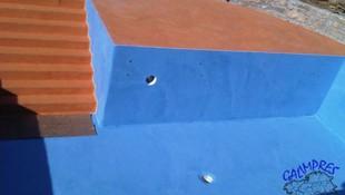 Suelos para piscinas en Ourense