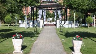 boda civil jardines