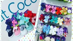Este verano no te quedes sin tus lazos de Violetina!!! Tiene unos colores muy bonitos y la calidad es inigualable!!! Petitcoco#palma#mallorca#kidsshoes#petitcocozapateriainfanti#zapateriainfantil#balerares