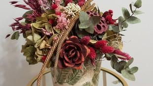 Flores preservadas Parla