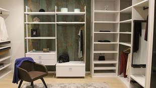 Interiores de armario a medida en Guipúzcoa