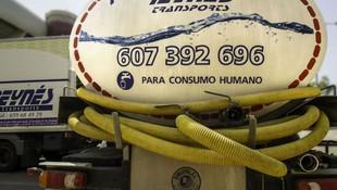 Uno de nuestros camiones cisterna