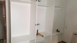 Instalación de armarios a medida y armarios empotrados en Zaragoza