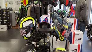Cascos para moto en Elche