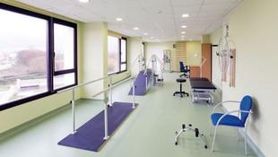Contamos con amplios gimnasios para la Rehabilitación Funcional