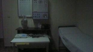 Sala de oftalmologia