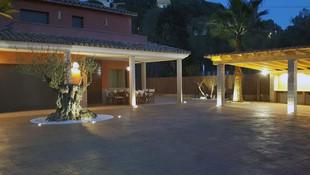 Reforma de patio exterior en Sant Antoni de Vilamajor