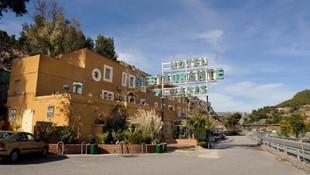 Restaurante - Hotel El Oasis