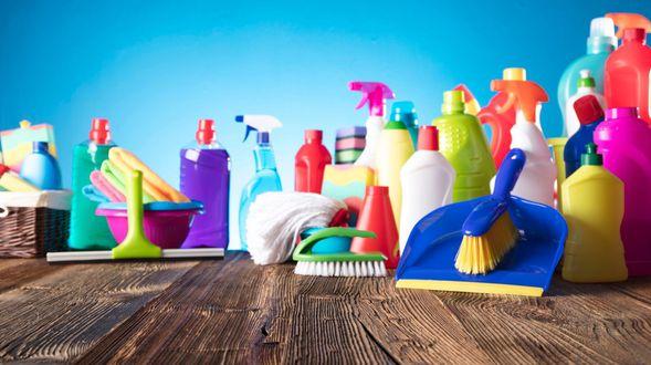 Fábrica de productos de limpieza en Cuenca