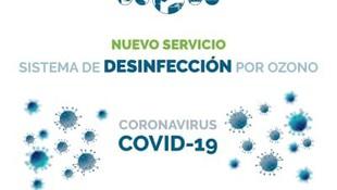 Desinfección y limpieza con Ozono para empresas y particulares. Anti COVID 19