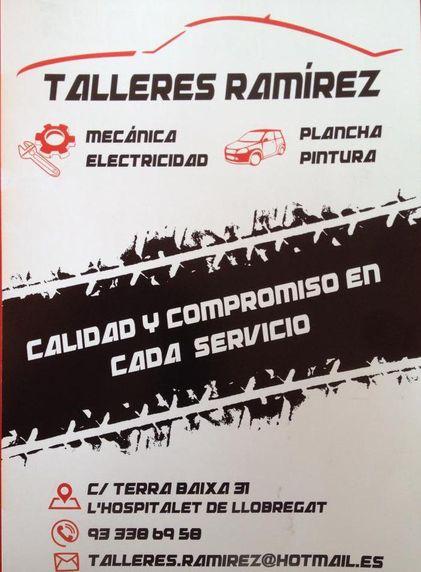 Taller Ramírez en L'Hospitalet de Llobregat