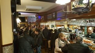 Bar de tapas en Santander