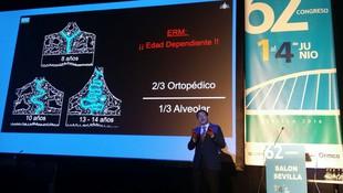 Congreso de la Sociedad española de ortodoncia en Sevilla