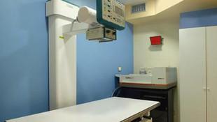 Diagnostico por imagen: ecografia y radiologia digital