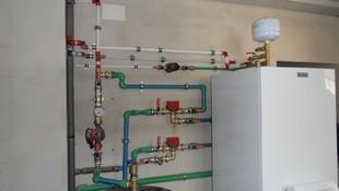 Fontanería, calefacción, gas, servicio técnico de calderas...