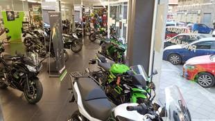 Motos Kawasaki en Elche