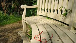 Muebles antiguos para jardín
