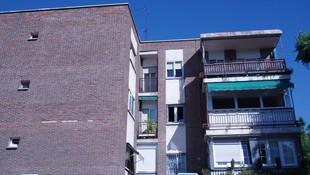 Reparación de fachada de ladrillo. Estado anterior (1)