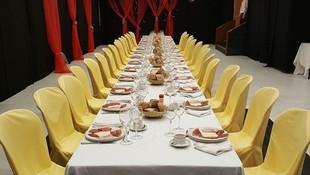Restaurante para comuniones en O Barco de Valdeorras, Ourense