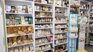 Alimentación ecológica. Productos para celiacos