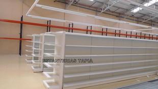 Fabricantes de estanterías