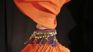 La magia del Velo en la danza oriental