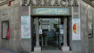Farmacia 12 horas Barrio de Salamanca, Madrid