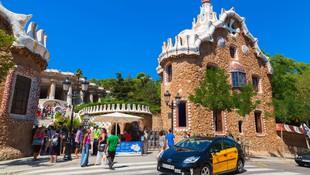 Taxis aeropuerto en Eixample, Sagrada Familia