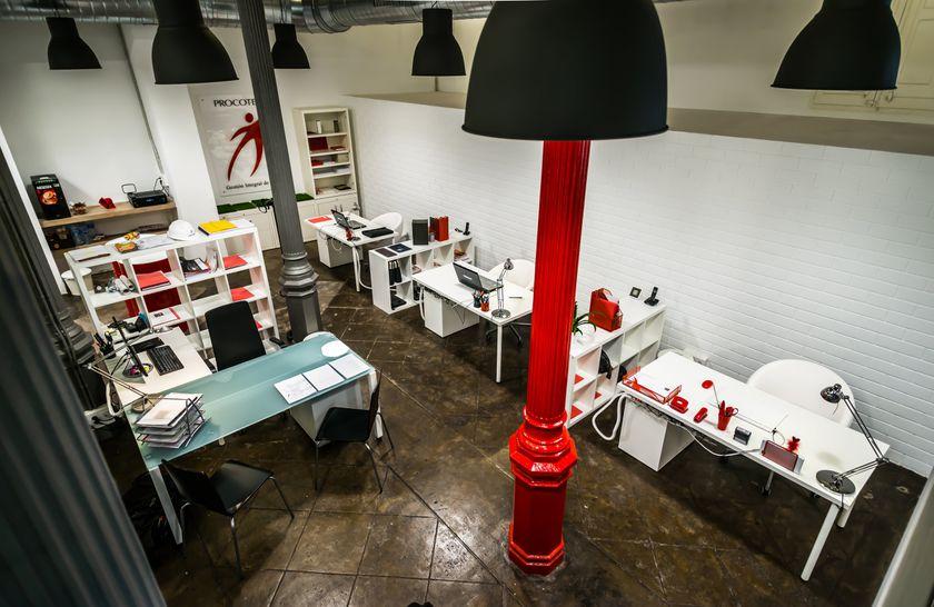 Zona oficinas Procotec
