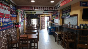 Restaurante, parrilladas de carne argentina