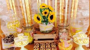 Mesa de dulces para eventos