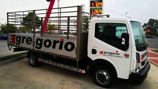 Alquiler camión caja abierta en Murcia