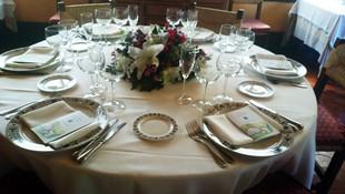 Celebra tu boda en el Restaurante Artebakarra, Derio
