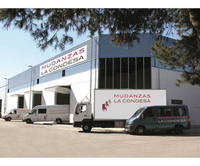 Empresa de transporte y mudanzas en Valencia