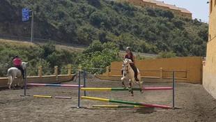 Cursos de equitación en Málaga