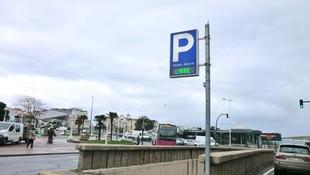 Aparcamiento centrico en Coruña