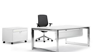 Mesas de oficina con todas las funcionalidades