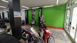 Talleres de motos en Sants Montjuic Barcelona
