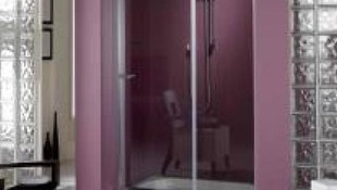 Mampara corredera para ducha