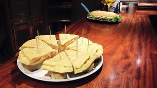 Tortillas y pinchos