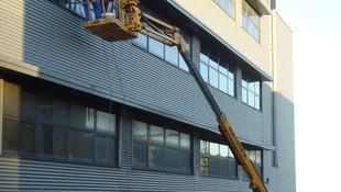 Reparacion y mantenimiento de edificios.