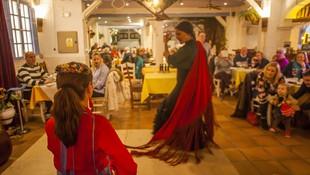 Show flamenco en Restaurante Los Huertos. Domingos por la tarde