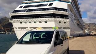 Traslados al puerto en Santa Cruz de Tenerife