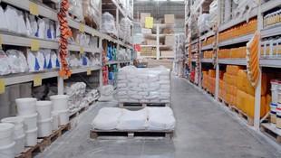 Amplia variedad de materiales de construcción en Ciudad Real