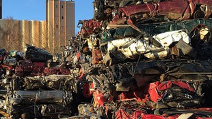 Reciclaje de coches en Cáceres